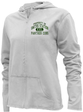Smiths Station Elementary School Girls Zipper Hoodies