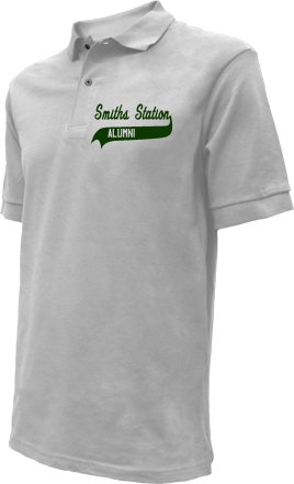 Smiths Station Elementary School Embroidered Polo Shirts