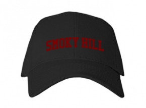 Smoky Hill High School Kid Embroidered Baseball Caps