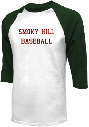 Smoky Hill High School Raglan Shirts
