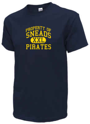 Sneads High School T-Shirts