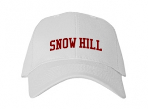 Snow Hill High School Kid Embroidered Baseball Caps
