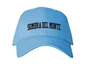 Sombra Del Monte Elementary School Kid Embroidered Baseball Caps
