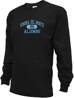 Sombra Del Monte Elementary School Long Sleeve Shirts