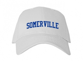 Somerville High School Kid Embroidered Baseball Caps