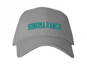 Sonoma Ranch Elementary School Kid Embroidered Baseball Caps