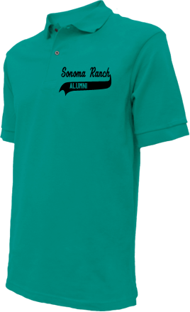Sonoma Ranch Elementary School Embroidered Polo Shirts