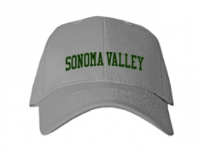 Sonoma Valley High School Kid Embroidered Baseball Caps