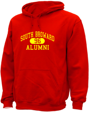 South Broward High School Hoodies
