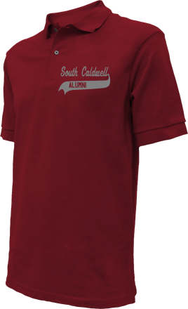 South Caldwell High School Embroidered Polo Shirts