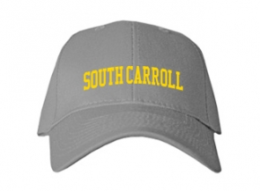 South Carroll High School Kid Embroidered Baseball Caps