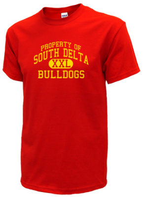 South Delta Middle School T-Shirts