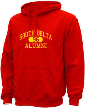 South Delta Middle School Hoodies