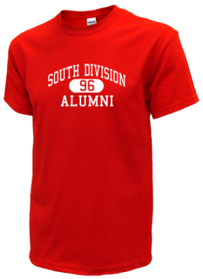 South Division High School T-Shirts