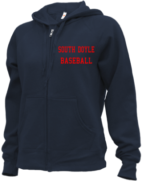 South Doyle High School Zip-up Hoodies