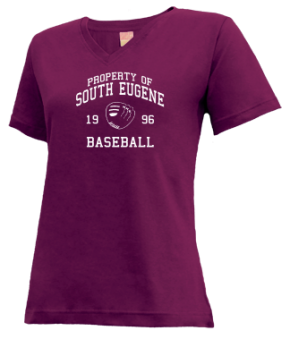 South Eugene High School V-neck Shirts