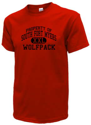 South Fort Myers High School Kid T-Shirts