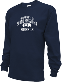 South Kingstown High School Kid Long Sleeve Shirts