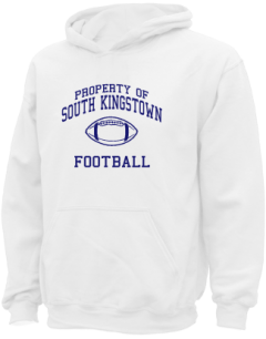 South Kingstown High School Kid Hooded Sweatshirts