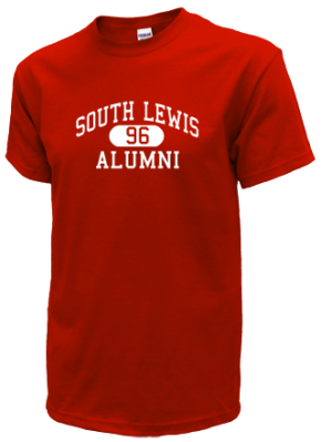South Lewis High School T-Shirts