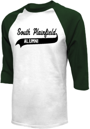 South Plainfield High School Raglan Shirts