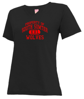 South Sumter Middle School V-neck Shirts