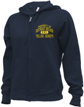 Southeast Bulloch Middle School Zip-up Hoodies