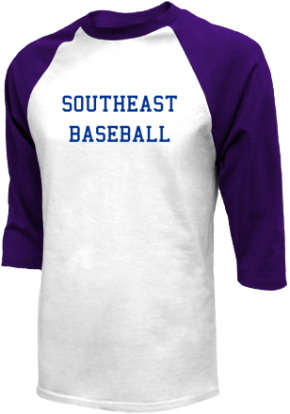 Southeast High School Raglan Shirts