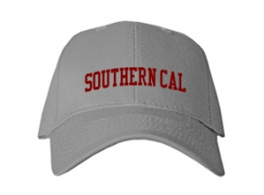 Southern Cal High School Kid Embroidered Baseball Caps