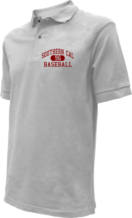Southern Cal High School Embroidered Polo Shirts