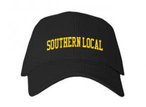 Southern Local High School Kid Embroidered Baseball Caps