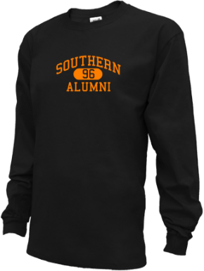 Southern Middle School Long Sleeve Shirts