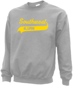 Southwest High School Sweatshirts