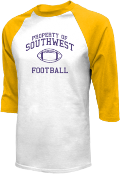 Southwest High School Raglan Shirts