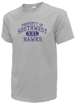 Southwest Middle School Kid T-Shirts