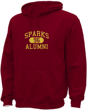 Sparks High School Hoodies