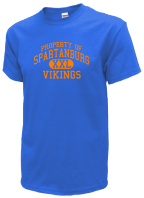 Spartanburg High School T-Shirts