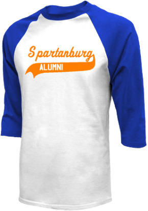 Spartanburg High School Raglan Shirts