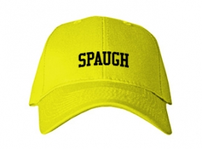 Spaugh Middle School Kid Embroidered Baseball Caps