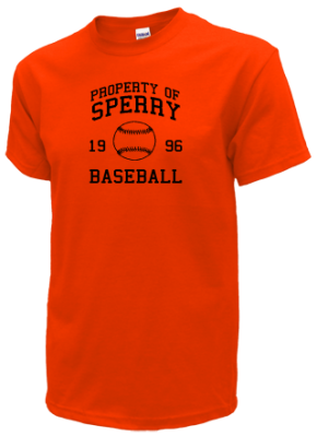Sperry High School T-Shirts