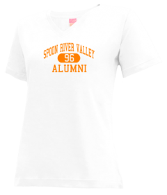 Spoon River Valley High School V-neck Shirts