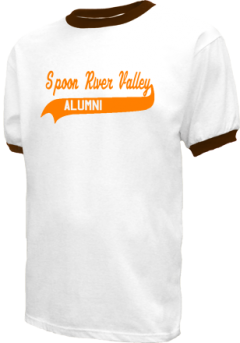 Spoon River Valley High School Ringer T's