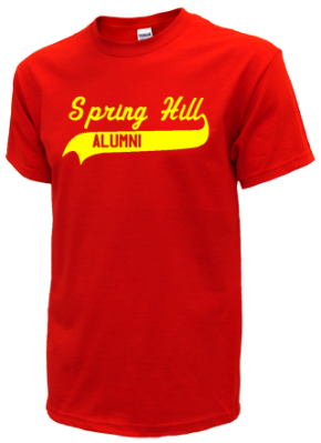 Spring Hill Elementary School T-Shirts
