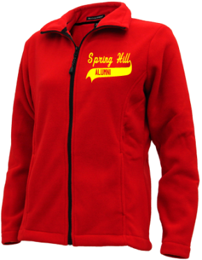 Spring Hill Elementary School Embroidered Fleece Jackets