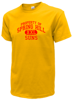 Spring Hill Elementary School Kid T-Shirts