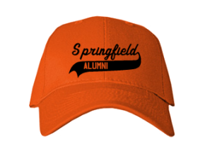 Springfield Elementary School Embroidered Baseball Caps