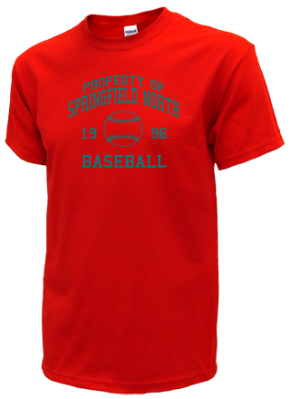 Springfield North High School T-Shirts