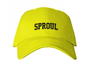 Sproul Junior High School Kid Embroidered Baseball Caps