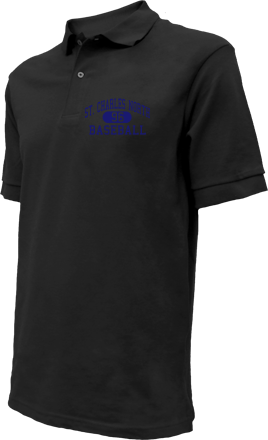 St. Charles North High School Embroidered Polo Shirts