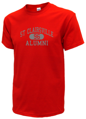 St Clairsville High School T-Shirts